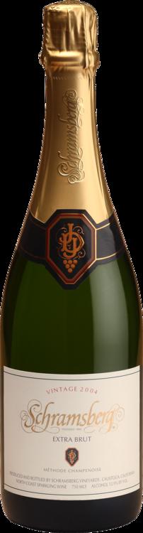 Schramsberg Vineyards Extra Brut Bottle Preview