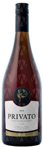 Privato Vineyard and Winery Privato Collection - Rose