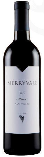 Merryvale Vineyards Merlot, Napa Valley Bottle Preview