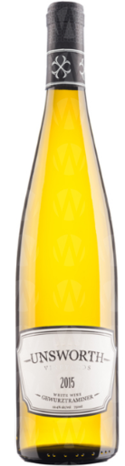 Unsworth Vineyards Gewurtztraminer