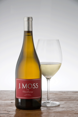 J. Moss Chardonnay, Carneros, Napa Valley Bottle Preview