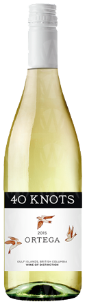 40 Knots Estate Winery Ortega