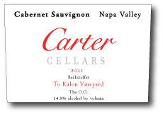 Beckstoffer To Kalon 'The O.G.' Cabernet Sauvignon Bottle