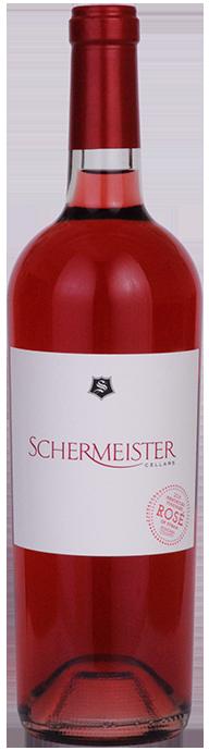 Schermeister Cellars Hendricks Vineyard Rosé of Syrah Bottle Preview
