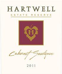 Hartwell Vineyards Logo