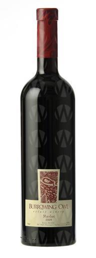 Burrowing Owl Estate Winery Merlot