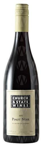 Church & State Wines Pinot Noir