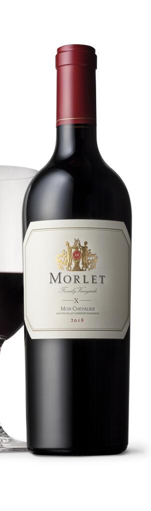 Morlet Family Vineyards Mon Chevalier Bottle Preview