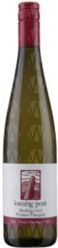 Leaning Post Wines Riesling – Wismer Vineyard