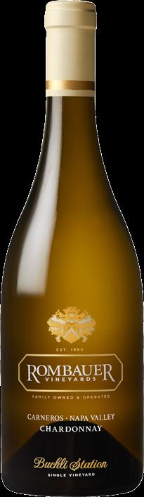 Rombauer Vineyards Buchli Station Vineyard Chardonnay Bottle Preview