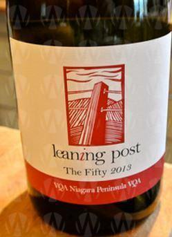 Leaning Post Wines The Fifty Chardonnay