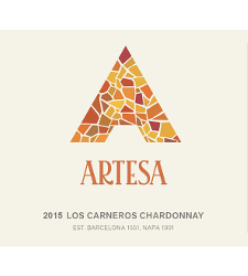 Artesa Winery Chardonnay Bottle Preview