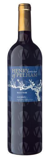 Henry of Pelham Family Estate Winery Old Vines Baco Noir