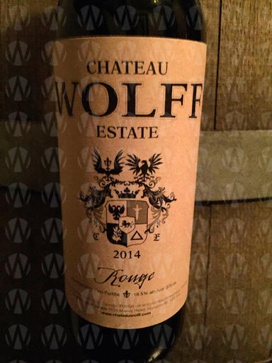 Chateau Wolff Estate Rouge