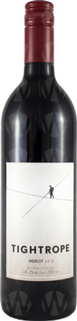 Tightrope Winery Merlot