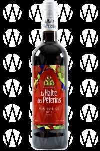 Vignoble La Halte des Pèlerins Vin Rouge