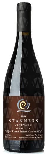 Stanners Vineyard Pinot Noir