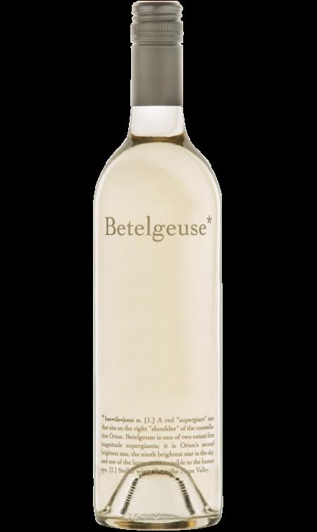 Brown Estate Vineyards Betelgeuse White Bottle Preview
