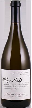 àMaurice Cellars Boushey Viognier/Marsanne Bottle Preview