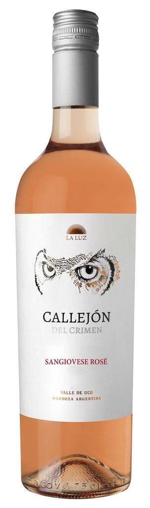 Vinos de La Luz Reserva Sangiovese Rosé Bottle Preview