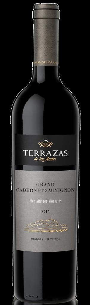 Terrazas de los Andes Terrazas de los Andes Grand Cabernet Sauvignon Bottle Preview