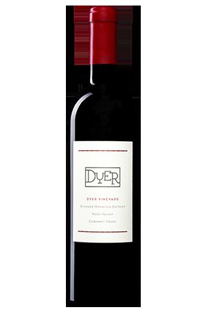 Dyer Vineyard Cabernet Franc Bottle Preview