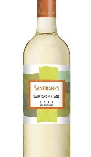 Sandbanks Estate Winery Sauvignon Blanc