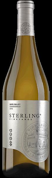 Sterling Vineyards Chardonnay Bottle Preview