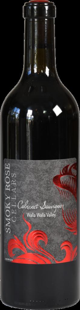 Smoky Rose Cellars Cabernet Sauvignon Bottle Preview