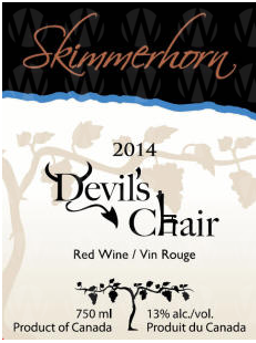 Skimmerhorn Winery & Vineyard Devil's Chair
