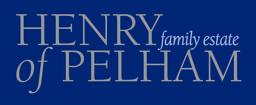 Henry of Pelham Family Estate Winery Logo