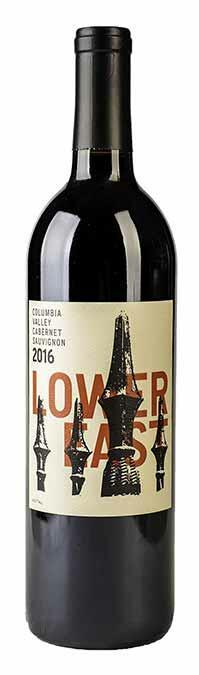 "Gramercy Cellars Cabernet Sauvignon ""Lower East"" Bottle Preview"
