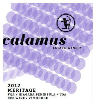Calamus Estate Winery Meritage