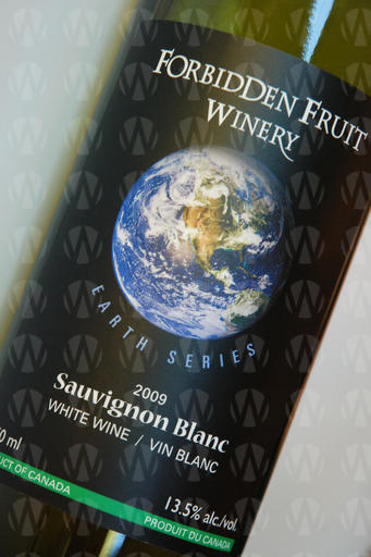 Forbidden Fruit Winery Sauvignon Blanc