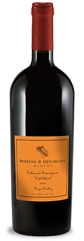 Behrens Family Winery Left Blank Bottle Preview