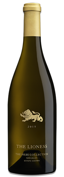 The Hess Collection Winery The Lioness Bottle Preview