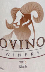 Ovino Winery Blush