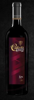 RD Winery California Cabernet Sauvignon Bottle Preview