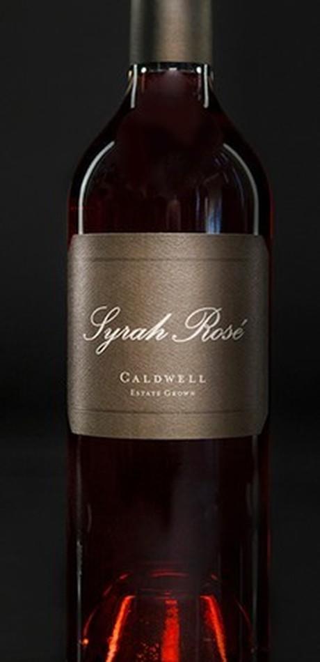 Syrah Rosé Bottle