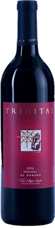 Trinitas Cellars Zinfandel Bottle Preview