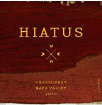 Hiatus Cellars Hiatus Napa Valley Chardonnay Bottle Preview