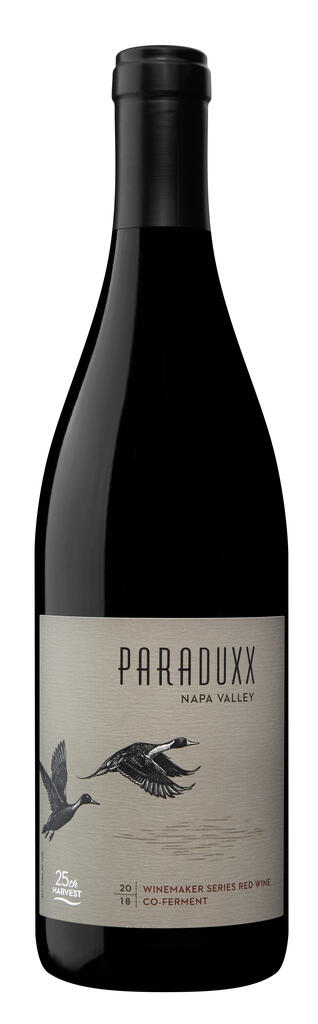 Paraduxx Winemaker Series Co-Ferment Napa Valley Red Wine Bottle Preview