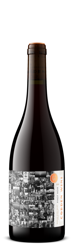 Cobden Wini Wines Russian River Valley Pinot Noir Bottle Preview