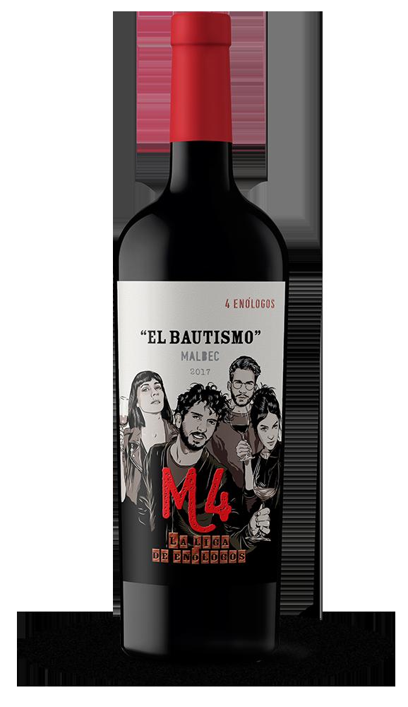 M4 Bottle