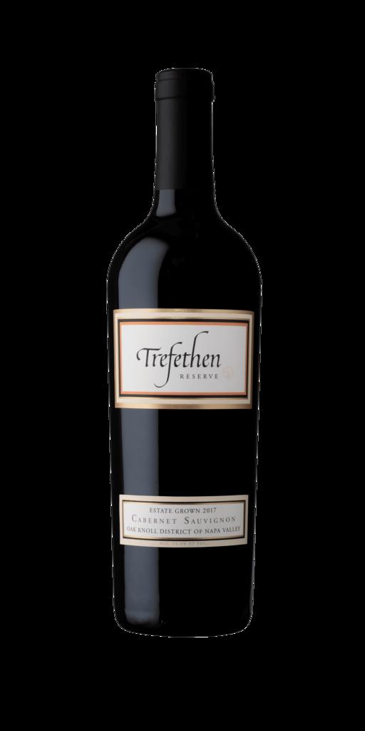 Trefethen Family Vineyards Reserve Cabernet Sauvignon Bottle Preview