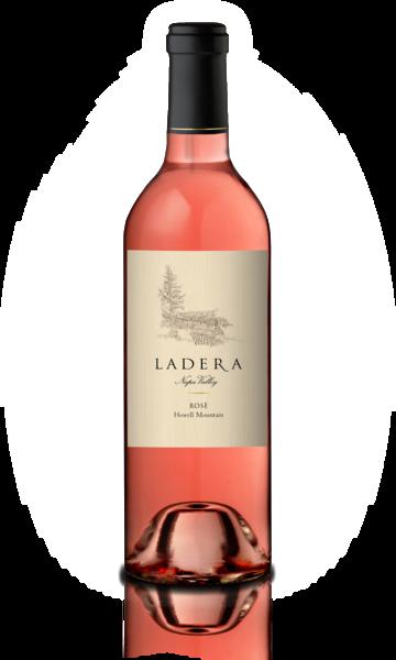Ladera Vineyards Malbec Rose Bottle Preview