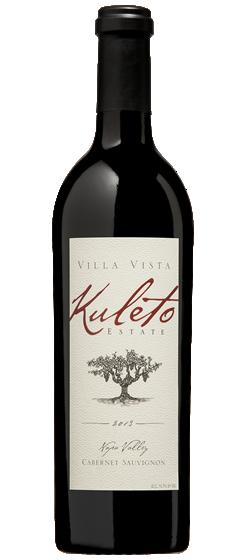 Kuleto Estate Villa Vista Cabernet Sauvignon Bottle Preview
