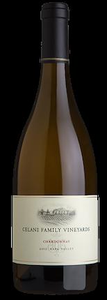 Celani Family Vineyards Chardonnay Bottle Preview