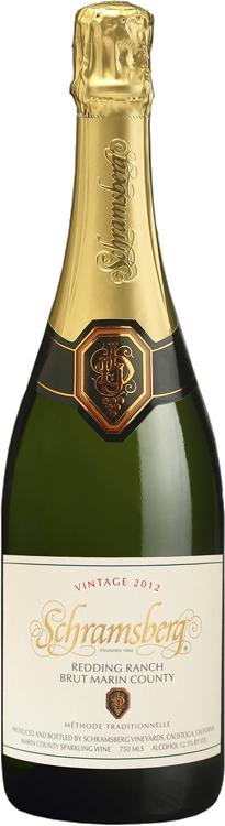 Schramsberg Vineyards Redding Ranch Brut Bottle Preview