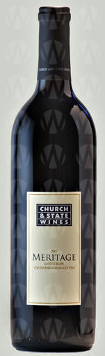 Church & State Wines Meritage